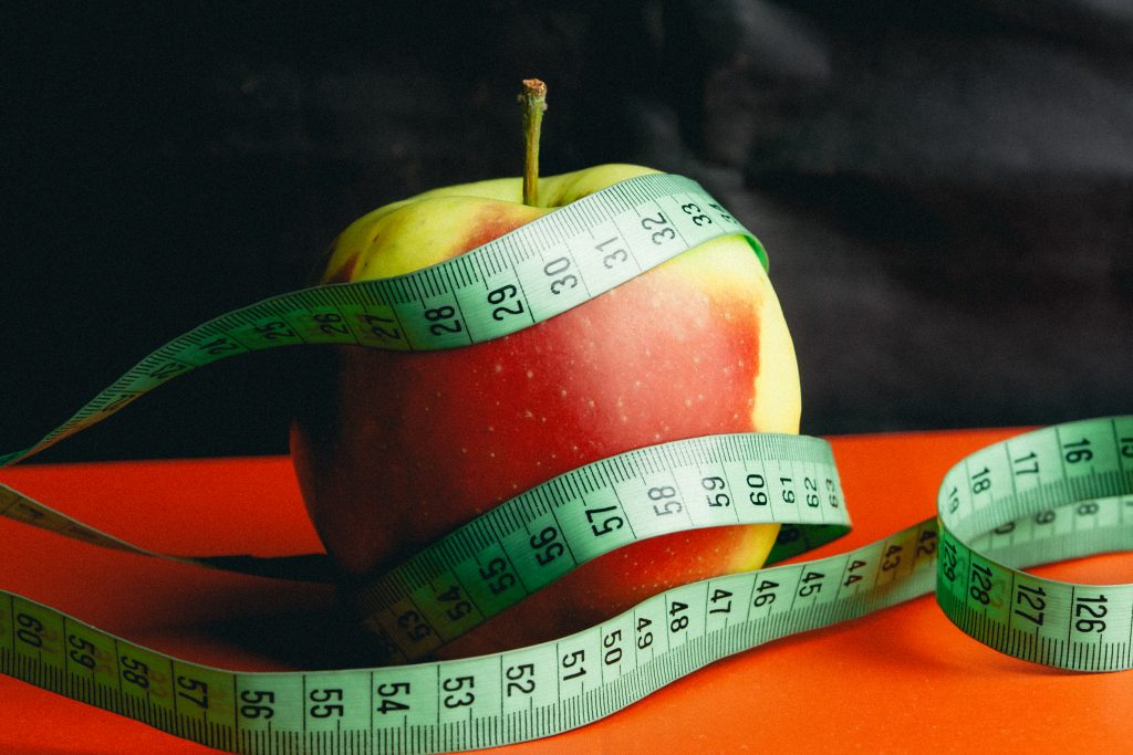 You'll lose inches with hypnosis for weight loss.